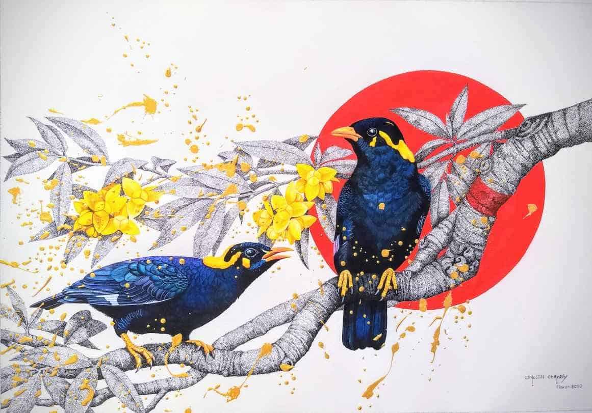 Ruom Duol by Channy Chhoeun